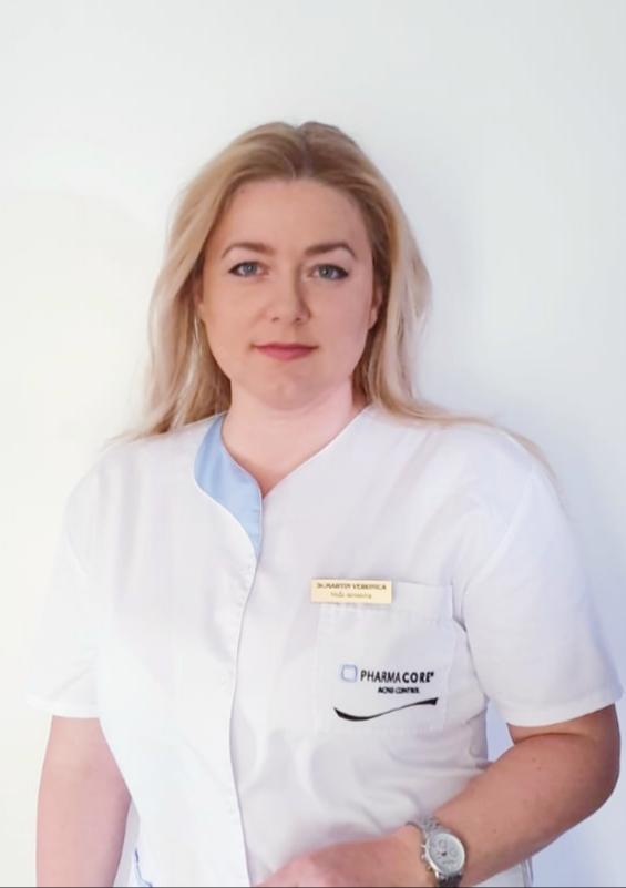 Dr. Veronica Martin