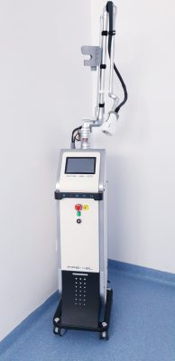 Laser dermatologic